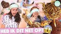 GirlTalk food test YouTube kanaal